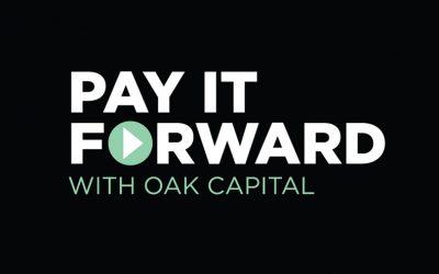 Oak Capital to give away $5k to SME